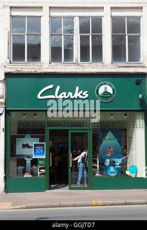Beckenham Clarks Shoes
