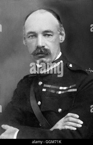 General Henry Seymour Rawlinson, 1st Baron Rawlinson (Sir Henry Rawlinson: 1864-1925), a British First World War - Stock Photo