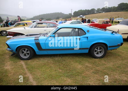 1969 Ford Mustang - Stock Photo