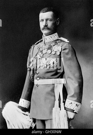 Rupprecht (Rupert), Crown Prince of Bavaria (1869-1955), the last Bavarian Crown Prince. Rupprecht commanded the - Stock Photo