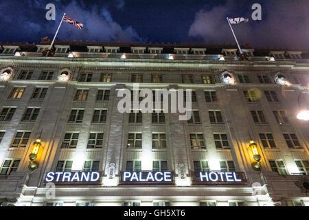The Strand Palace Hotel Londra