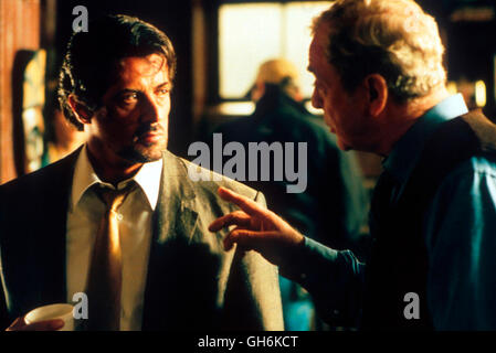 STALLONE GET CARTER - DIE WAHRHEIT TUT WEH / Stallone Get Carter USA 2001 / Stephen Kay Jack Carter (SYLVESTER STALLONE) - Stock Photo