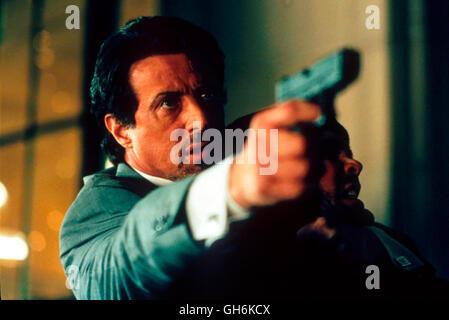 STALLONE GET CARTER - DIE WAHRHEIT TUT WEH / Stallone Get Carter USA 2001 / Stephen Kay Jack Carter (SYLVESTER STALLONE) - Stock Photo