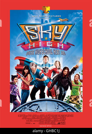 Sky High – Diese Highschool Hebt Ab! Besetzung