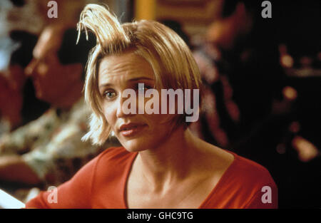 VERRÜCKT NACH MARY There's something about Mary USA 1998 Bobby and Peter Farrelly Mary Jensen (CAMERON DIAZ) Regie: - Stock Photo