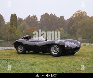 ... 1958 Jaguar D Type 3 8 Litre Sports Racing 2 Seater Country Of Origin  United Kingdom