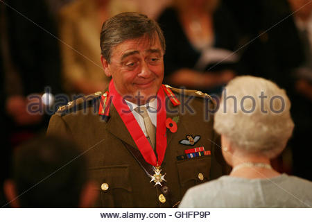 File photo dated 4/11/2008 of Major General The Duke of Westminster is made a Companion of the Order of the Bath - Stock Photo