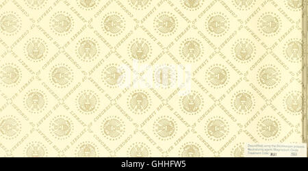 The history and La Trine rvmor of Ambvlance company 33 (1920) - Stock Photo