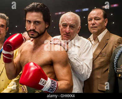 RELEASE DATE: August 26, 2016 TITLE: Hands of Stone STUDIO: The Weinstein Company DIRECTOR: Jonathan Jakubowicz - Stock Photo