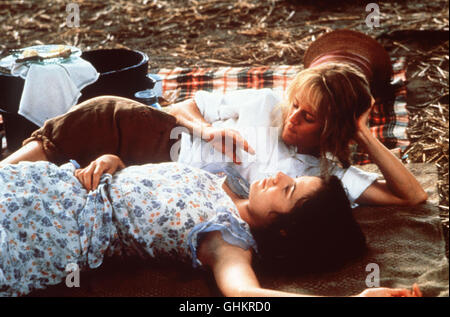 Idgie (MARY STUART MASTERSON),eine enttäuschte Endvierzigerin Regie: Jon Avnet aka. Fried Green Tomatoes At The - Stock Photo