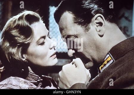 Die Herberge zur 6. Glückseligkeit The Inn of the Sixth Happiness USA 1958 - Mark Robson Die junge Engländerin Gladys - Stock Photo