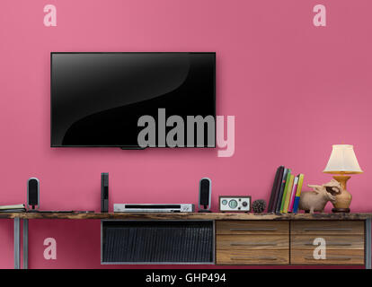 Beautiful Living Room Media Furniture Component - Living Room ...
