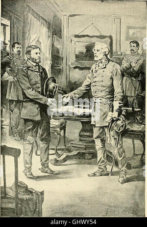 Gen. Robert Edward Lee; soldier, citizen, and Christian patriot (1897) - Stock Photo