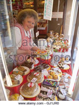 Cake Shop Malaga Spain