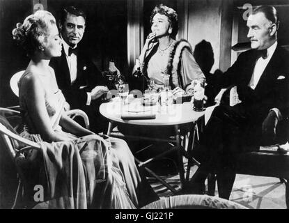 cary grant grace kelly to catch a thief 1955 stock photo royalty free image 30951787 alamy. Black Bedroom Furniture Sets. Home Design Ideas