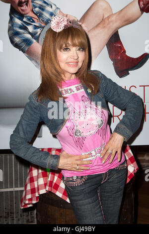 West Hollywood, California, USA. 11th August, 2016. Actress Judy Tenuta attends the Randy Jones 'Mister Right' CD - Stock Photo
