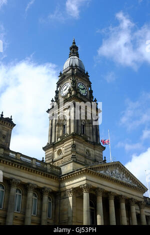 Bolton Town Hall - Stock Photo