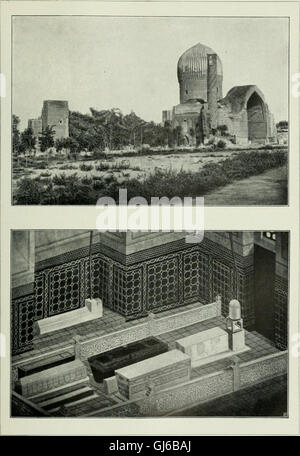 The history of the world; a survey of a man's record (1902) - Stock Photo