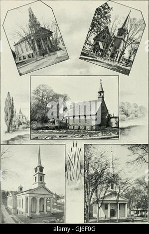 Picturesque New London and its environs - Grofton, Mystic, Montville, Waterford, at the commencement of the twentieth century (1901)