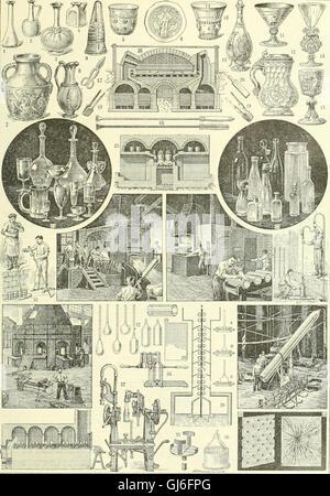 Larousse universel en 2 volumes; nouveau dictionnaire encyclopédique publié sous la direction de Claude Augé (1922) - Stock Photo