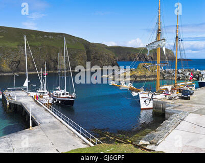 dh North Haven FAIR ISLE SHETLAND Good Shepherd IV Fair Isle ferry ...
