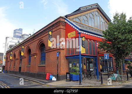 Manchester Craft and Design Centre, 17 Oak St, Manchester, UK M4 5JD - Stock Photo