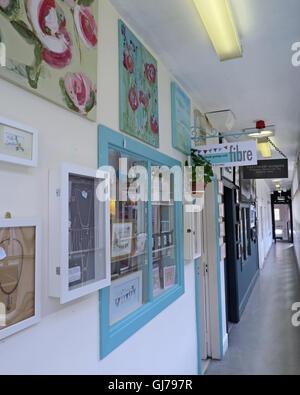 Manchester Craft and Design Centre, 17 Oak St, Manchester, UK M4 5JD - Stock Photo