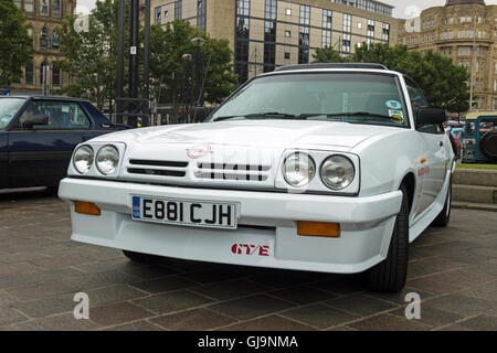 Opel Manta GT/E - Stock Photo