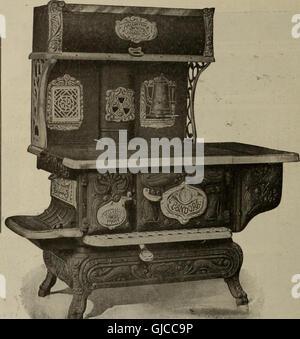Hardware merchandising August-October 1912 (1912) - Stock Photo