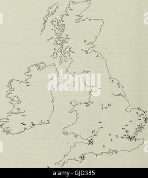 Bulletin of the British Museum (Natural History), Geology (1976) - Stock Photo