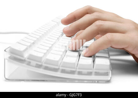 word processing - Stock Photo