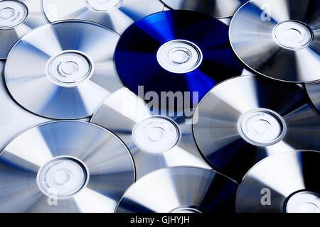 virtual memory memory ram - Stock Photo