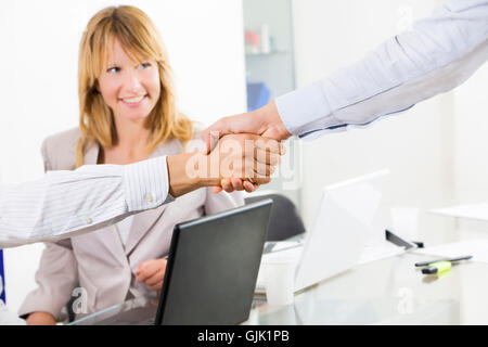 laugh laughs laughing - Stock Photo
