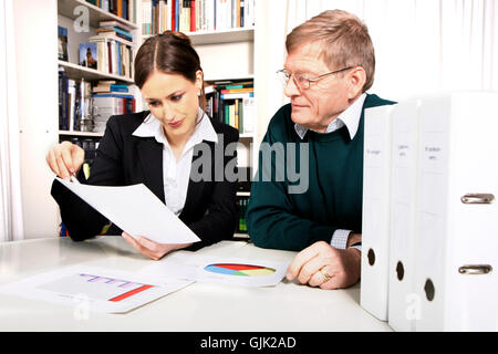 pension insurance - Stock Photo