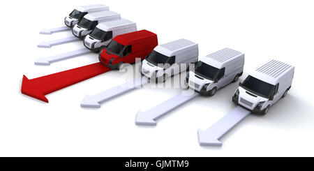 wheel industry traffic - Stock Photo