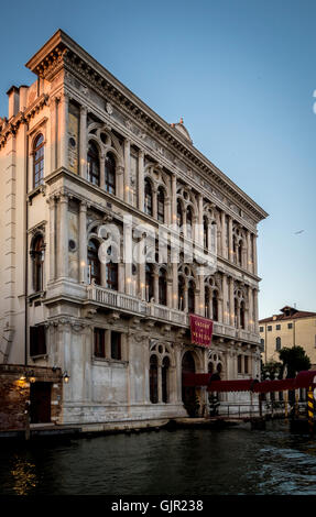 Casino di Venizia. Venice, Italy. - Stock Photo