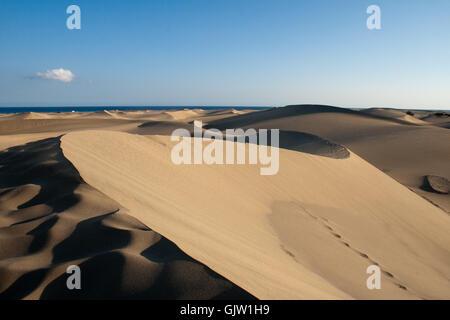 desert wasteland sense - Stock Photo