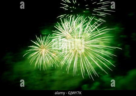 party celebration new yearÇÖs day - Stock Photo