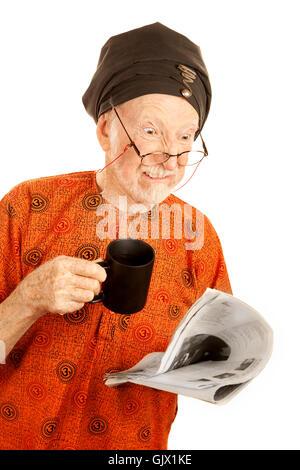 male masculine hat - Stock Photo