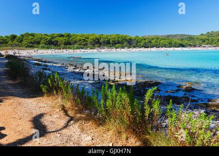 Sakarun beach, Dugi otok - Stock Photo