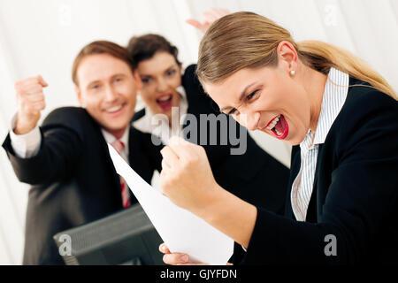 successful succesful advancement - Stock Photo