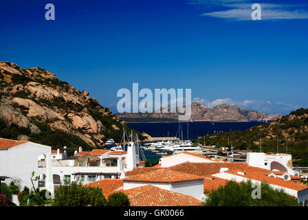harbor bay salt water - Stock Photo