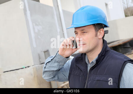conversation telephone phone - Stock Photo