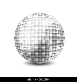 disco night nighttime - Stock Photo