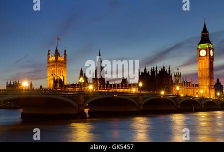 bridge london england - Stock Photo