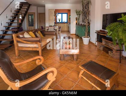 Living room. - Stock Photo