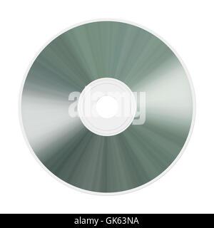 disc dvd CD - Stock Photo