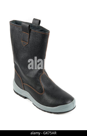boot walk go - Stock Photo