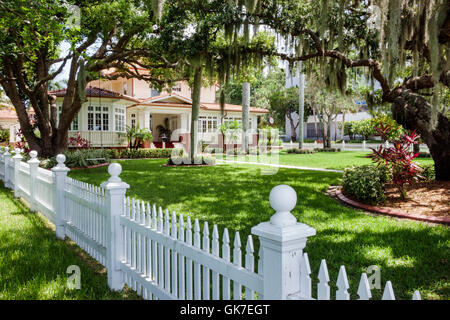 Florida Palmetto Palmetto Riverside Bed and Breakfast historic home ...