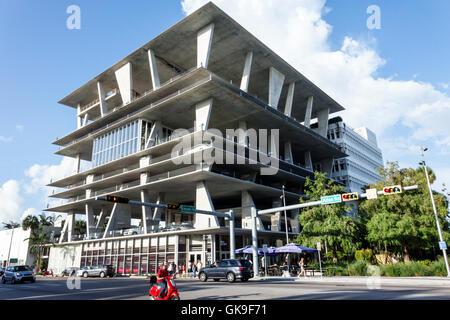 parking garage at 1111 lincoln road, miami beach, miami